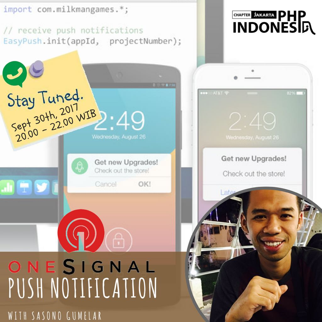 Onesignal Push Notification
